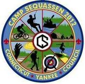 2012 Camp Sequassen Logo