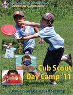 Day Camp Cover