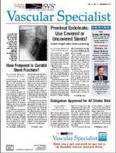Vascular Specialist Nov. 2010 11.11.10