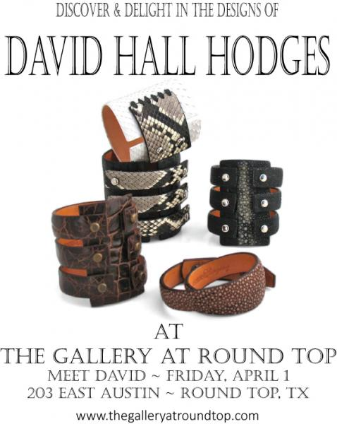 David Hall Hodges at The Gallery at Round Top @ The Gallery at Round Top | Round Top | Texas | United States