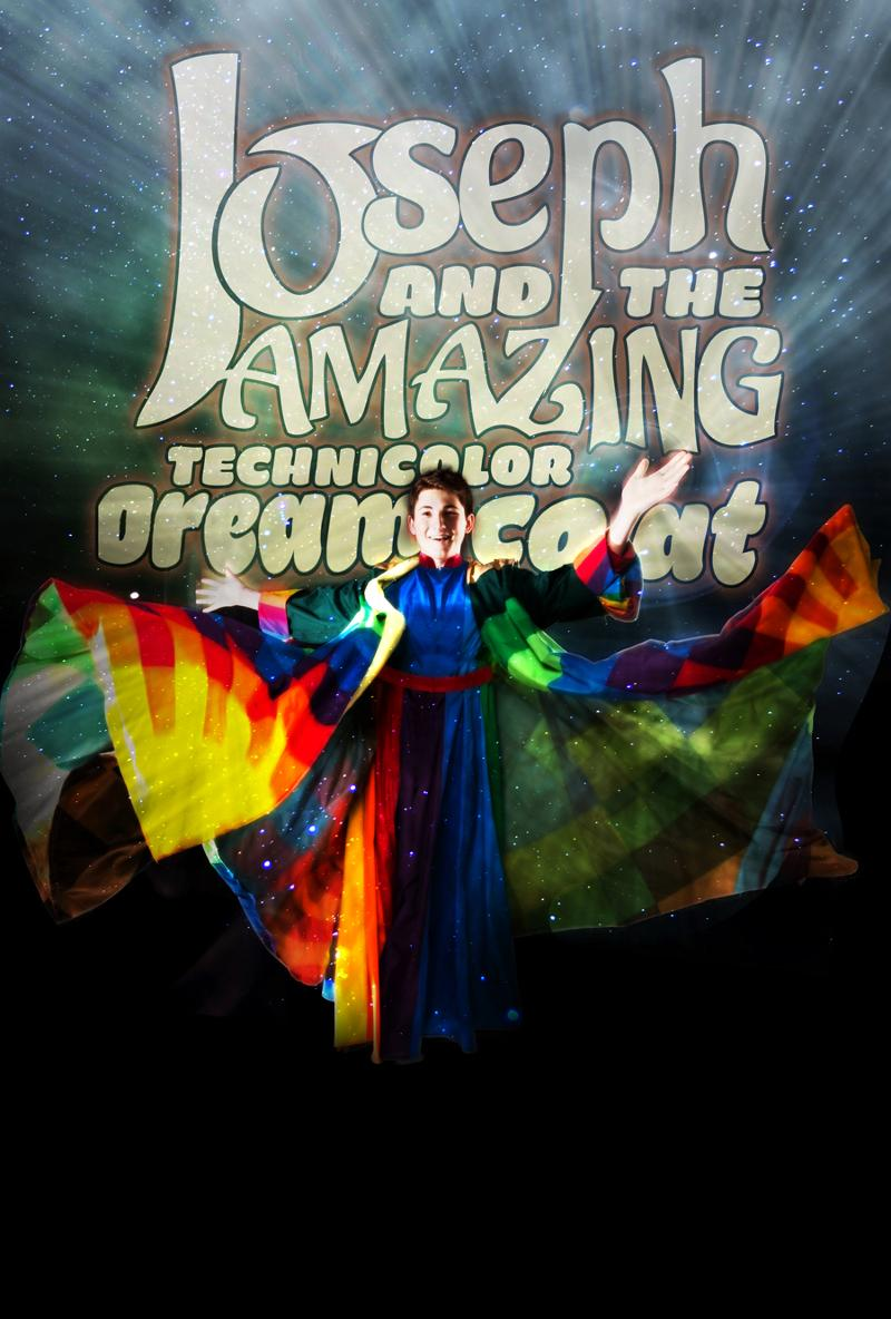 Joseph & the Amazing Technicolor Dreamcoat at Spokane Civic Theatre