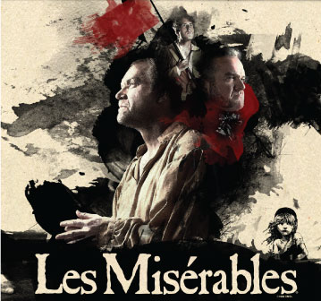 Les Miserables at Spokane Civic Theatre