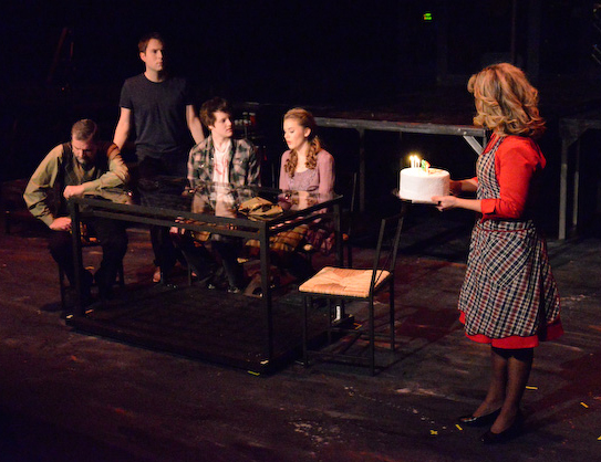 Next to Normal at Spokane Civic Theatre