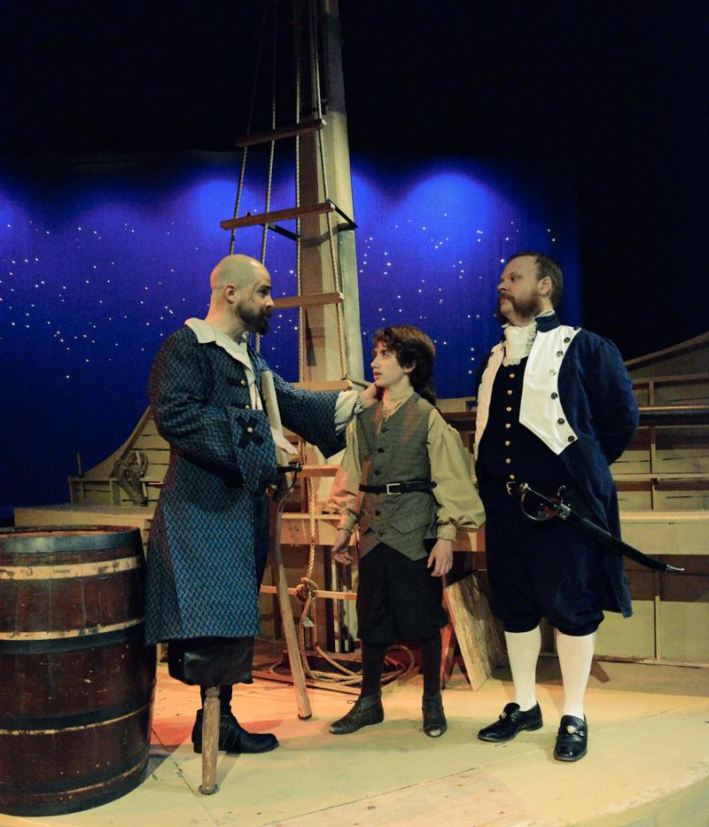 Treasure Island at Spokane Civic Theatre