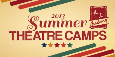 Summer Theatre Camps at Spokane Civic Theatre