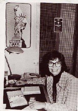 Vicki Moss Desk