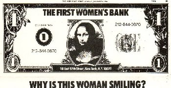Mona Lisa Dollar