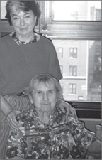 Florence Howe and Mother