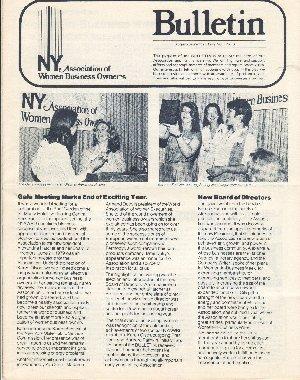 Vicki Moss Bulletin