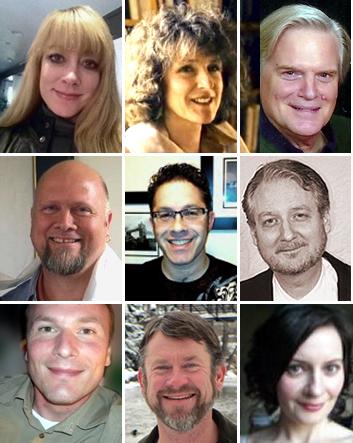 Depth Psychology Alliance Admin Board 2013