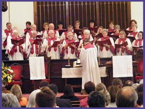easter choir 4-16-09