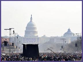 inauguration 1/26/09