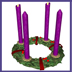 advent candles 11-8-10