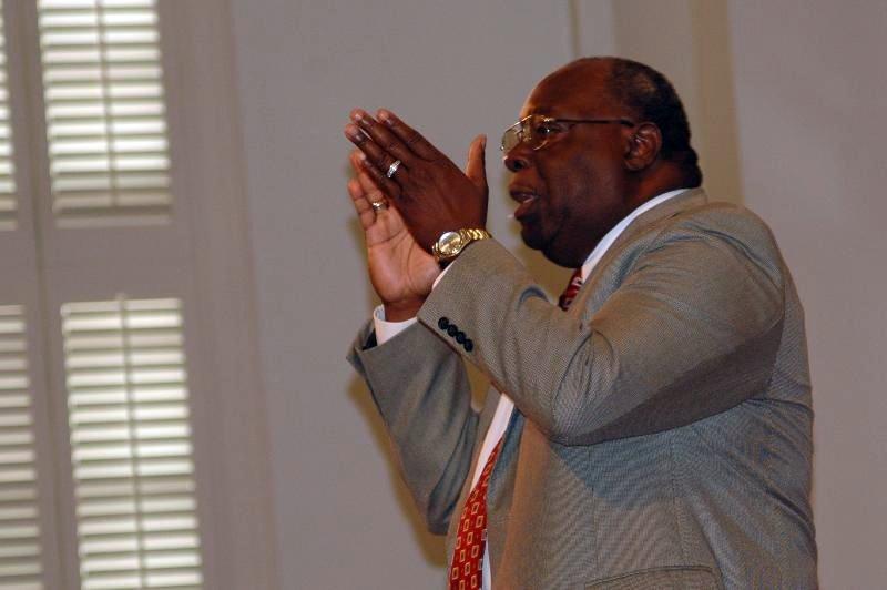 Preachers prepare for church restructuring