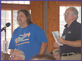 barry kidwell, fred dearing 7-20-10