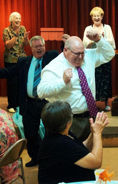 Dancing preachers 8-26-13