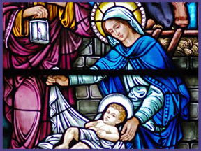 christ in christmas 12-17-09