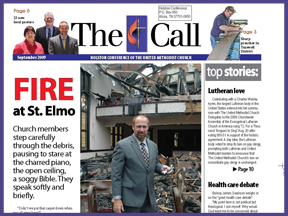 The Call front page 11-15-10