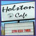 holston cafee 8-6-09