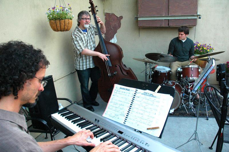 Dave Slack Jazz Trio 6-8-13