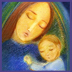 Mary and Baby Jesus 12-6-10