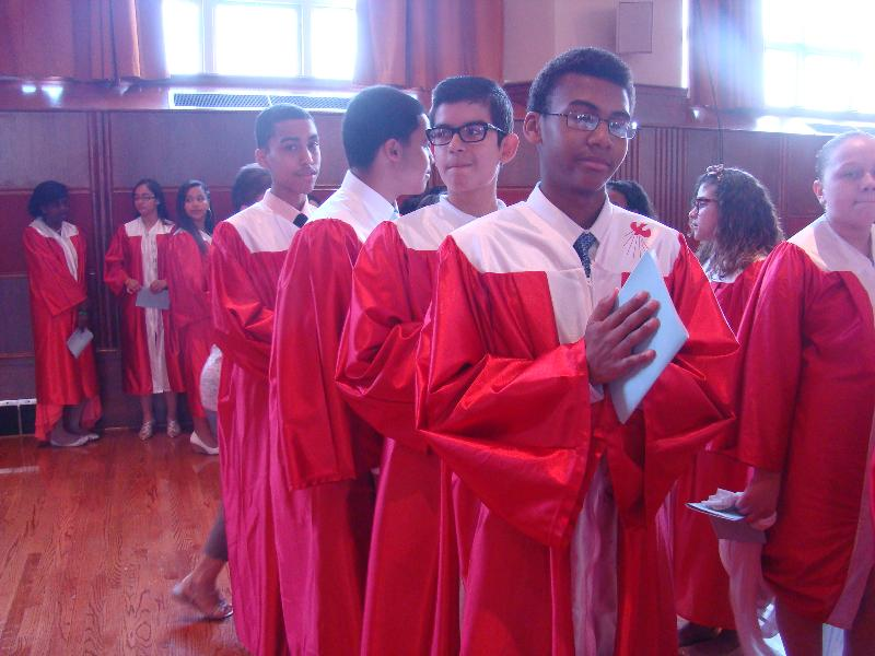 End of Year Mass Confirmants