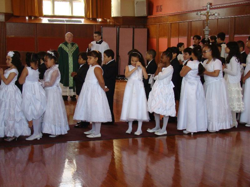 First Communion 1