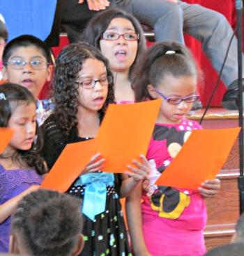 Awards Ceremony Children's Choir
