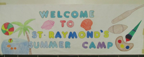 Summer Camp Welcome