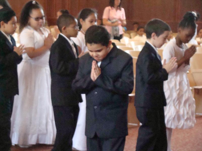 First Communion 2
