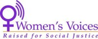 Women's Voices Logo
