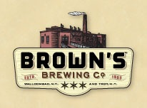 Brown's logo