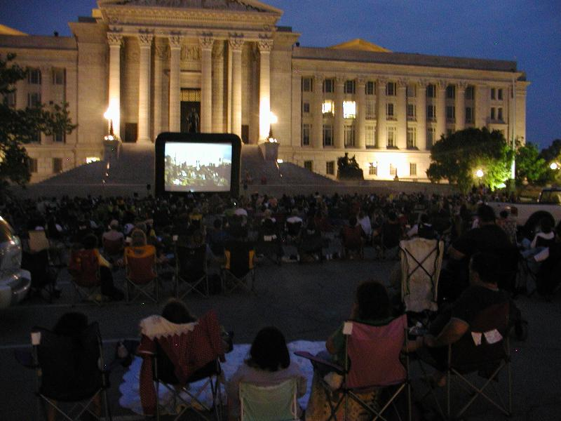 movie at the capitol