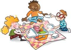 picnic children
