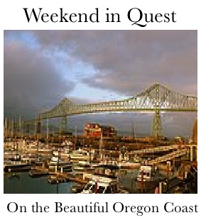 Weekend In Quest poster