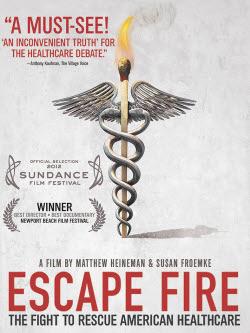 Escape Fire poster