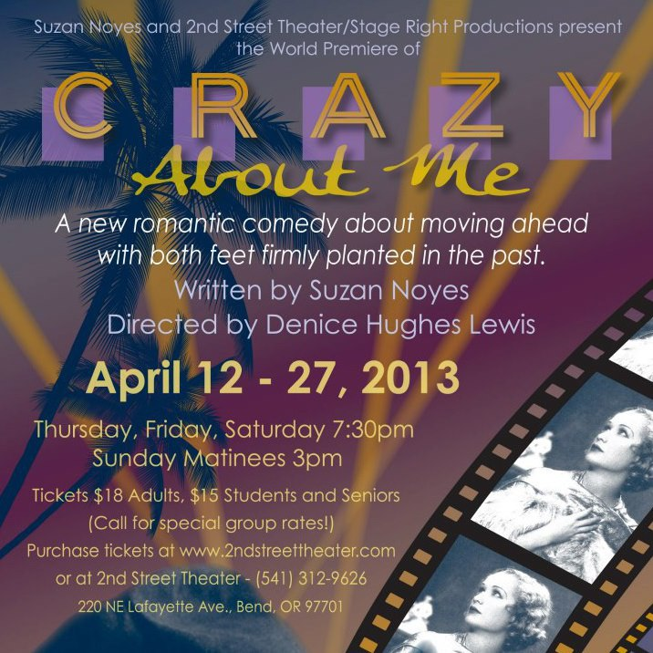 Crazy About Me poster
