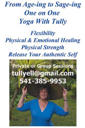 Tully's Yoga Ad