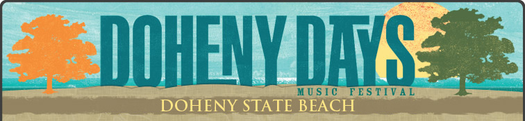 Doheny Days Music Festival 2012 Lineup Announced & Tickets Info