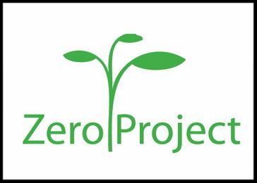 Zero Project Conference logo