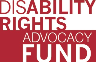 Disability Rights Advocacy Fund Logo