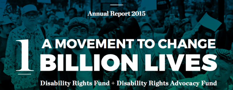 Annual Report Image_ A Movement to Change One Billion Lives