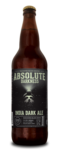 ABSOLUTE DARKNESS BOTTLE