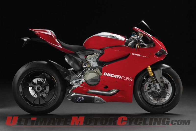 Ducati 1199 R