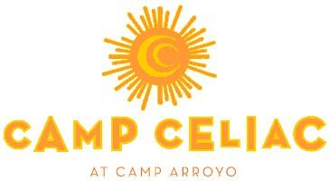 Camp Celiac Logo