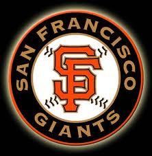 Giants Logo Black