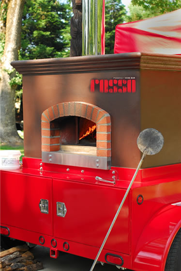 Rosso Pizza Fire to Go