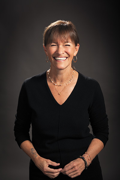 Elaine Taylor. Photo