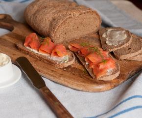 Jacqueline Mallorca's Bread