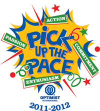 Pick Up the Pace Logo